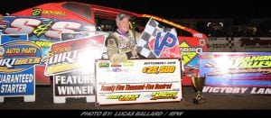 Kenny Tremont Punches Ticket To Super DIRT Week With Dominating Win At Lebanon Valley's Mr. DIRT Track USA