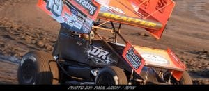 Tim Shaffer Earns All Star Sprints' Pete Jacobs Memorial Title Worth $10,000 At Wayne County