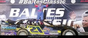 National Dirt Late Model Hall Of Famer Billy Moyer Wins Baltes Classic at Eldora