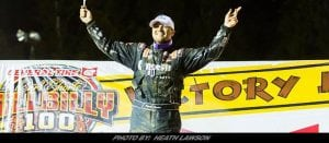 Brandon Overton Scores Marquee Victory; Wins Lucas Oil LM Dirt Series Hilbilly Hundred