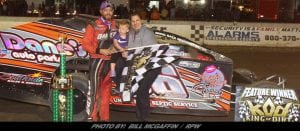 Rob Maxon Grabs Biggest Win Of Career With Victory In Mr. Crate Track USA At Lebanon Valley
