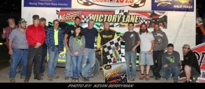 Bachetti Wins Again On Another Successful First Responder's Night At Accord Speedway