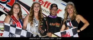 Freddie Rahmer Earns Night Before The Tuscarora 50 All Stars Win At Port Royal Speedway