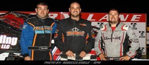 Henry Takes DIRTcar Sportsman Feature In Friday's Portion Of Can-Am's Show Down In September