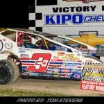 Ryan Susice Victorious In Sid Jeffery Memorial Friday At Ransomville
