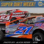 Crews To Begin Laying The Clay On Oswego Speedway, Getting Ready For Super DIRT Week
