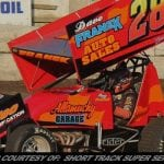 360 Sprints Join Short Track Super Series Modifieds October 18th At Orange County