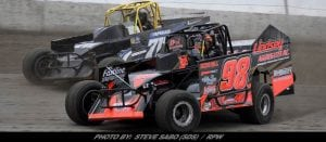 Tyler Thompson Fights To Top Ten Finish In Topless 100 At Thunder Mountain
