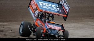 Zearfoss Fourth During Night Before The Tuscarora 50; Outlaw & Selinsgrove On Deck