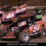 Record-Setting Short Track Super Series Modified Participation Entering Thunder Mountain's 'Lightning On The Mountain'