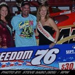 Two Nights Of Racing At Grandview This Weekend, Topped By $25K-To-Win Freedom 76