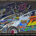 Five Mile Point's National Quarter Mile Dirt Track Championship This Weekend