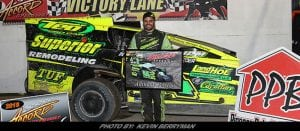 Perrego Puts An Exclamation Point On Accord Championship Season With Win Friday Night