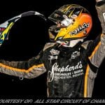 Carson Macedo On Top After Late Pass In All Star Sprint Event At Outlaw Speedway