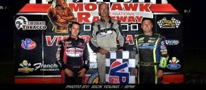 Tim Fuller Sets All-Time Mohawk Single Season 358-Mod Win Record With Victory Friday Night