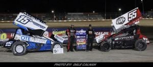 Smith, Hafertepe, Hebing, Deboer & Wert Win On Night Before The Canadian Nationals At Ohsweken