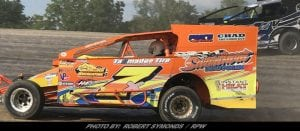 Steve Paine Does It Again At Outlaw Speedway; Takes Victory Friday Night