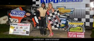 Dave DiPietro & Pete Stefanski Win Sean Letts Memorial King Of The Hill Events At Ransomville