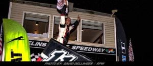 Ryan Smith Wins All Star Sprint Thriller At Selinsgrove For $10,000 Payday