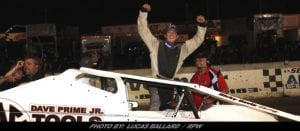 RPW Exclusive: Young Ricky Davis Shocks The Lebanon Valley Crowd With King Of Dirt 358-Modified Win Saturday