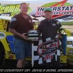 Proctor, McKiernan Open Vermont 200 Weekend At Devil's Bowl With Big Wins