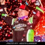 Jimmy Owens Conquers Late Model Knoxville Nationals
