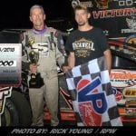 Tim Fuller's Legend Grows At Mohawk With Super DIRTcar Series Win Saturday