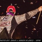 Eliason Gets Second Career World Of Outlaws Win Saturday At Calistoga