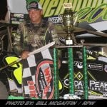 Brett Hearn Invades Devil's Bowl's Vermont 200 & Takes Home $10,000 Top Prize