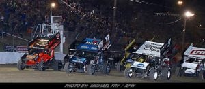 World Of Outlaws Sprints Set To Rock The Fulton Speedway During Super DIRT Week