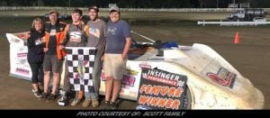 RPW Exclusive: Scott Family Dominates Hummingbird Speedway Finale