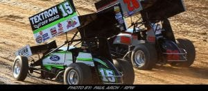 Donny Schatz Ends California WoO Swing With Runner-Up At Calistoga; Smoke Charges At Outlaw With All Stars