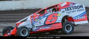 Solid Weekend On The Super DIRTcar Series For Jimmy Phelps, Max McLaughlin & HBR
