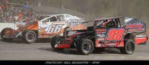 Tyler Thompson Lands DIRTcar Sportsman Series Top Ten At Brewerton