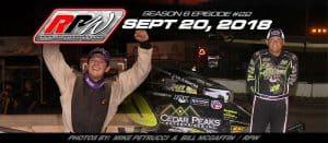 Race Pro Weekly TV: Season 6 Episode #22 – September 20, 2018