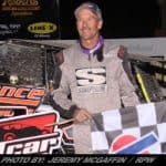 Defending Fonda Champ Tim Fuller Wins 'The Jack' Saturday; Gains Guaranteed Spot For Super DIRT Week