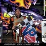Steve Poirier Wins Sprint Car Clash Sunday Night At Airborne Park