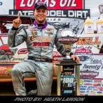 Late Pass Propels Bobby Pierce To Victory Lane In Lucas Oil LM Dirt Event At Brownstown