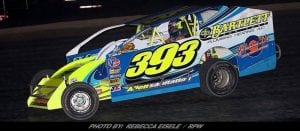 Tyler Thompson To Make Big Block Debut This Weekend's In Fulton's Outlaw 200
