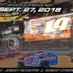 Race Pro Weekly TV: Season 6 Episode #23 – September 27, 2018