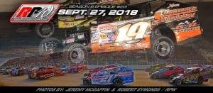 Race Pro Weekly TV: Season 6 Episode #23 – September 27, 2018