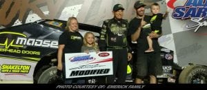 RPW Exclusive: A Labor Of Love For The Emerick's; Company Business To Sponsor Brett Hearn At SDW, Eastern States