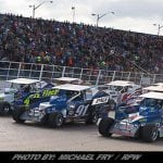 Big-Block Modifieds Take Center Stage At Super DIRT Week With The Billy Whittaker Cars 200