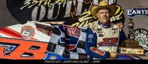 RPW Exclusive: Jimmy Phelps Was Both Lucky & Good To Win Third Career Outlaw 200 At Fulton