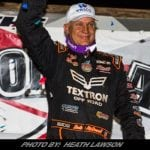 McDowell Captures Fourth Lucas Oil Late Model Dirt Series Dixie Shootout