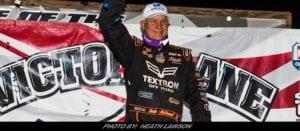 McDowell Captures Fourth Lucas Oil Late Model Dirt Series Dixie Shootout
