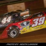 Lucas Oil Late Model Dirt Series Rome Showdown To Chris Madden; T-Mac Second
