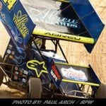 Rico Abreu Back on Top During Keller Auto Speedway's Cotton Classic