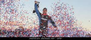 RPW Exclusive: Fuel Holds Out For Stewart Friesen In Eastern States 200 At OCFS