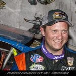 Erick Rudolph Keeps Championship Hopes Alive with Win at Brockville Ontario Speedway's Northeast Fall Nationals